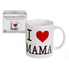 TAZZA I LOVE MAMA 10X8CM