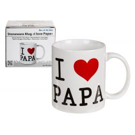 TAZZA I LOVE DAD 13X11CM