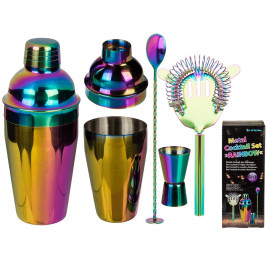 SET COCKTAIL 4PZ