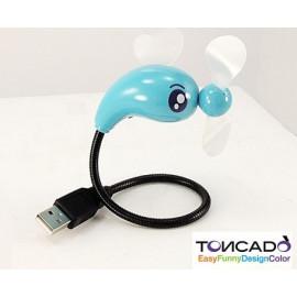 VENTILATORE USB AZZ X PC TONCADO PRESTI