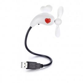 VENTILAT USB BIANCO X PC TONCADO PRESTIG