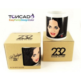 TAZZA POP ARTISTS MADONNA TONCADO PRESTI