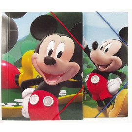 CARTELLINA MICKEY MOUSE 23x30 cm