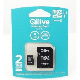 MEMORY MICRO SD 8 GB