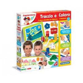 TRACCIO E COLORO CLM