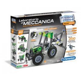 LAB MECCANICA MACCHINE AGRIC IT CLM