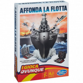 AFFONDA LA FLOTTA TRAVEL