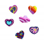 GOMME MODELLO CUORE IN BUST