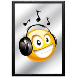 SPECCHIO FACCINA MUSIC CM20X30