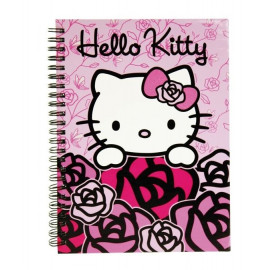 BLOCK NOTES HELLO KITTY A5