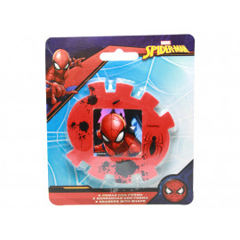 GOMMA DA CANCELLARE SPIDERMAN 8 cm
