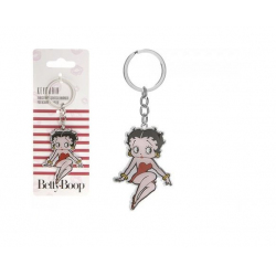 PORTACHIAVE IN METALLO BETTY BOOP