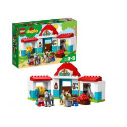 LEGO DUPLO - LA STALLA DI PONY
