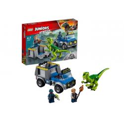 LEGO JURASSIC WORLD CAMION SOCCORSO