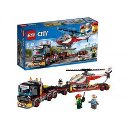 LEGO CITY TRASPORTATORE CARICHI PESANTI
