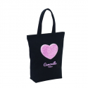 SHOPPER BAG CAMOMILLA COLOR 37x32cm