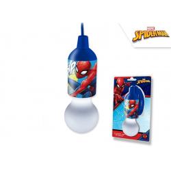 LAMPADINA CON FILO SPIDERMAN 16 cm