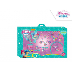 ACCESSORI BELLEZZA SHIMMER SHINE 25pcs