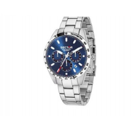 SECTOR OROLOGIO 245 41mm CHR BLUE