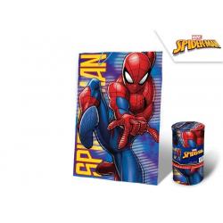 COPERTA PILE SPIDERMAN 150x100 cm