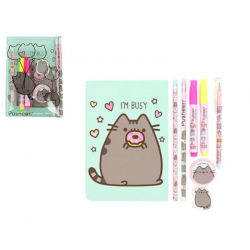 SET CANCELLERIA 7pz PUSHEEN