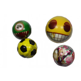 SOFT PLAY BALL MISTE o63 mm