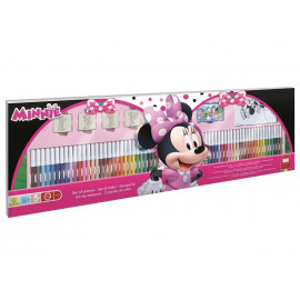 SET PENNA MINNIE 1m 60 pz