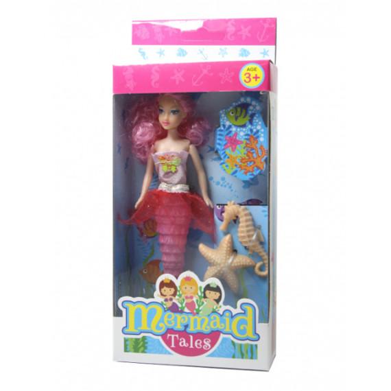 Bambola Sirena con Accessori