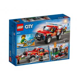 LEGO CITY FUORISTRADA DEI POMPIERI