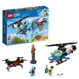 LEGO CITY INSEGUIMENTO CON IL DRONE