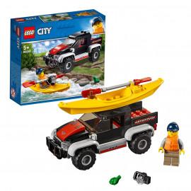 LEGO CITY AVVENTURA SUL KAYAK