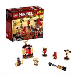 LEGO NINJAGO ADDESTRAMENTO AL MONASTERO