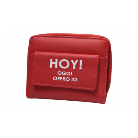 PORTAFOGLIO HOY PCCOLO 12x9 cm