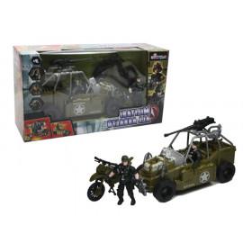 FORZE ARMATE 3 pz
