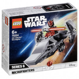 LEGO CONFIDENTIAL STAR WARS INFILTRATOR