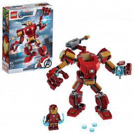 LEGO MARVEL IRON MAN SUPER MECH