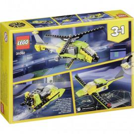 LEGO CREATOR AVVENTURA IN ELICOTTERO