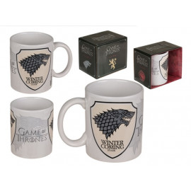 TAZZA GAME OF THRONES 10 cm