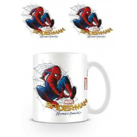 TAZZA SPIDERMAN HOME COMING