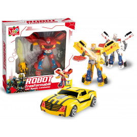 ROBOT TRANSFORMER 15 cm